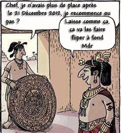 mayas- evolution tout est liee rien est figee