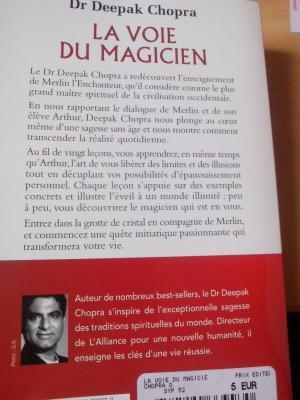 1la voie du magicien dr deepak chopra