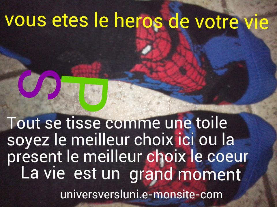 Heros de la vie